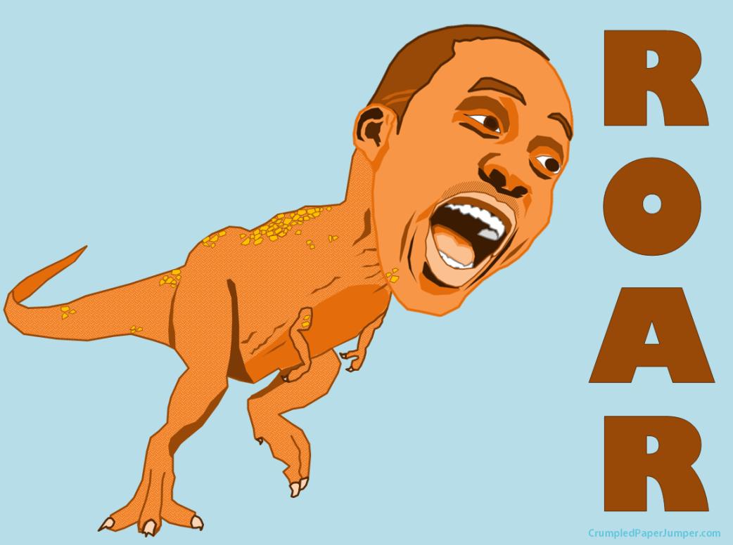 Dwight T-Rex