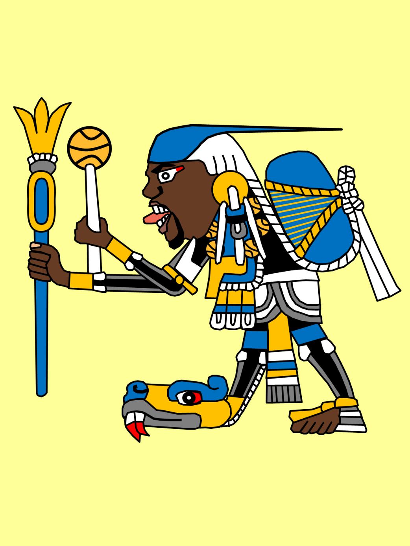 Aztec Triple Double -Draymond