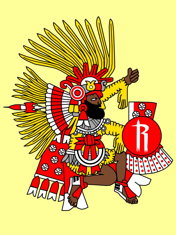 Aztec Triple Double - Harden